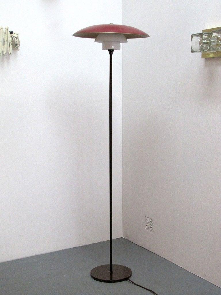 Poul Henningsen Floor Lamp For Sale At 1stdibs