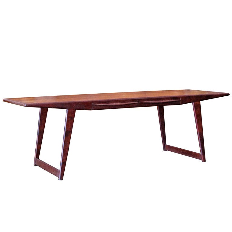 Lovely Danish Rosewood Coffee Table 1