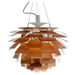 PH Artichoke Copper Lamp by Poul Henningsen