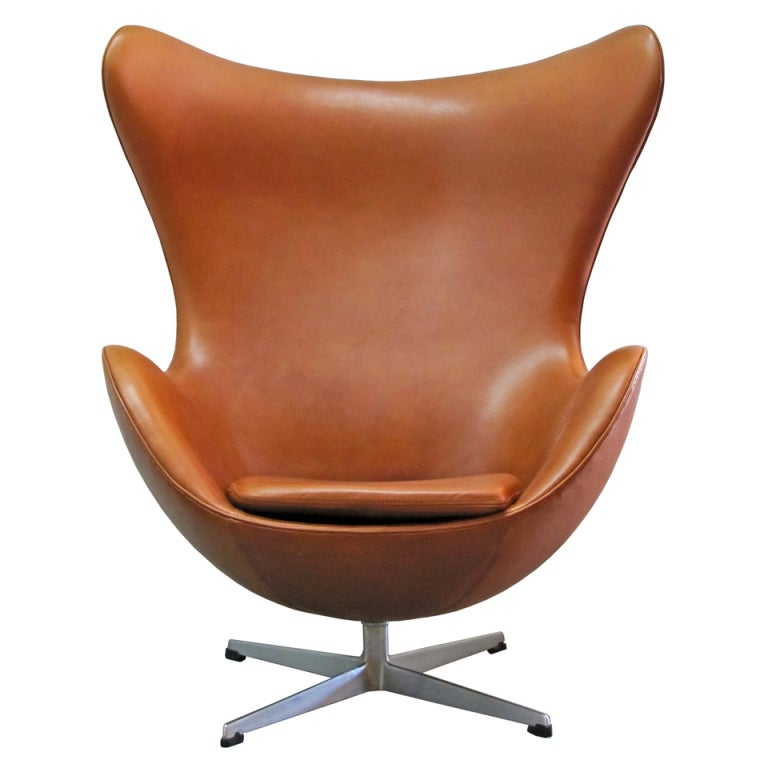 Arne Jacobsen Egg Chair For Sale