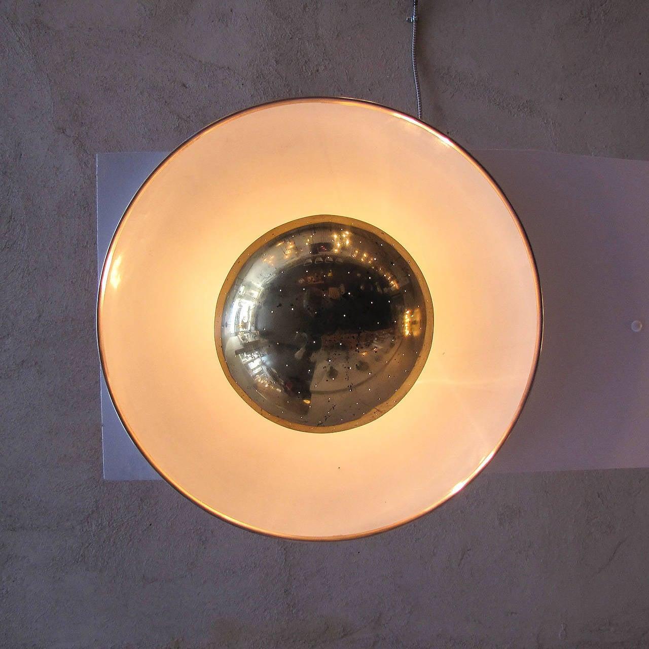 Gino Sarfatti Flush Mount Light 3