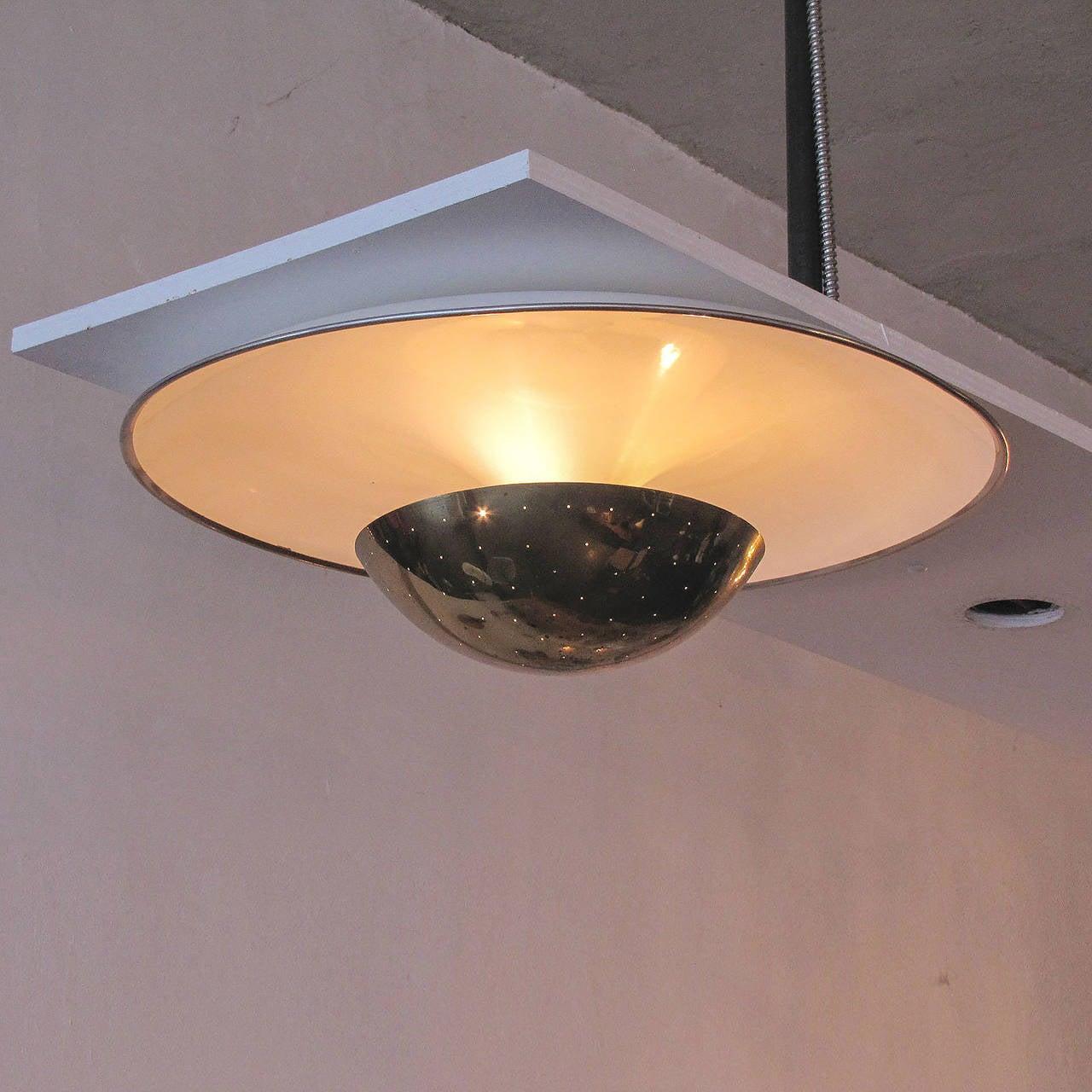 Gino Sarfatti Flush Mount Light 1