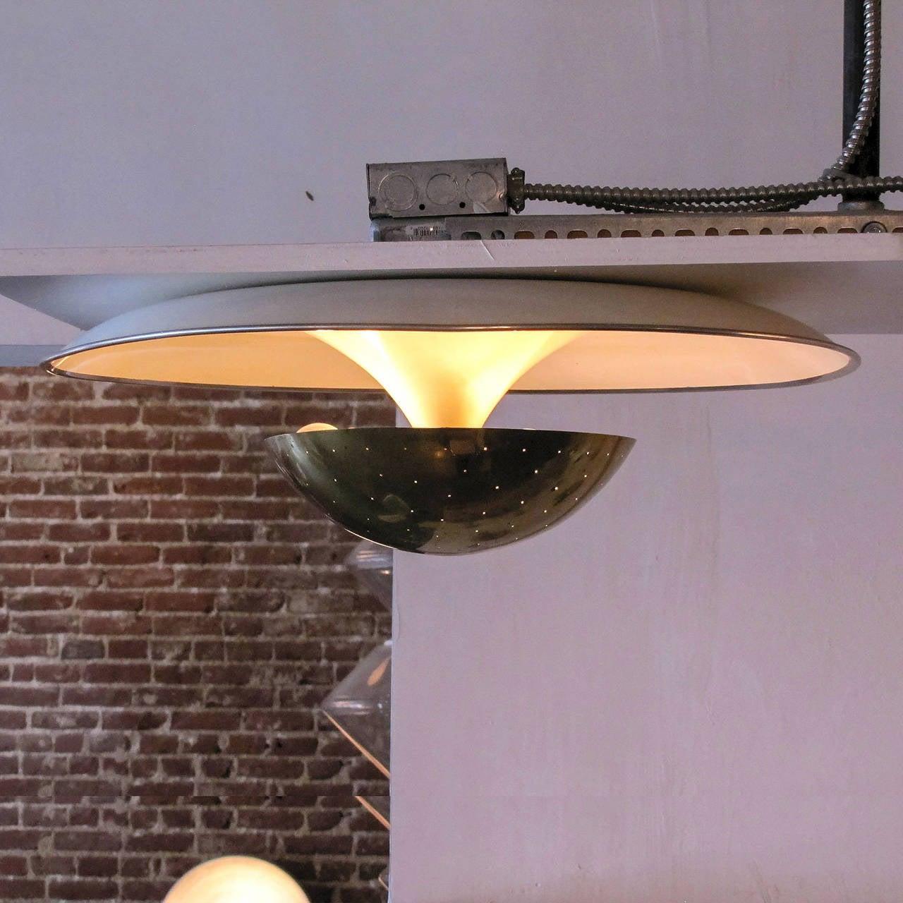 Gino Sarfatti Flush Mount Light 2