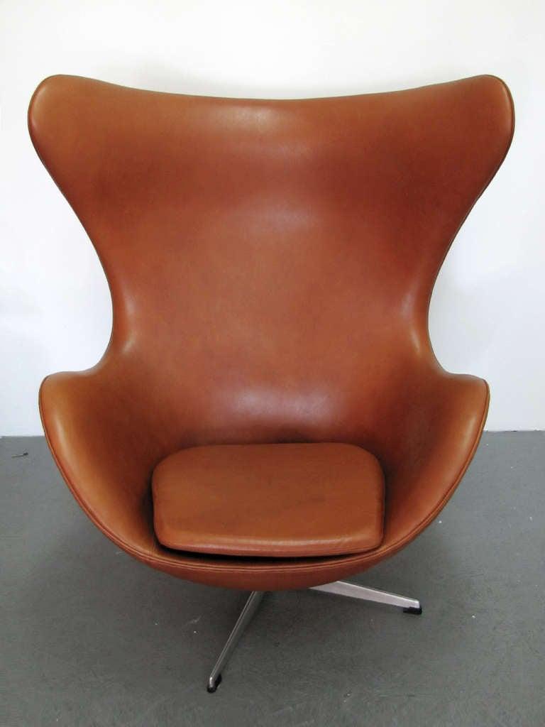 Arne Jacobsen Egg Chair at 1stdibs