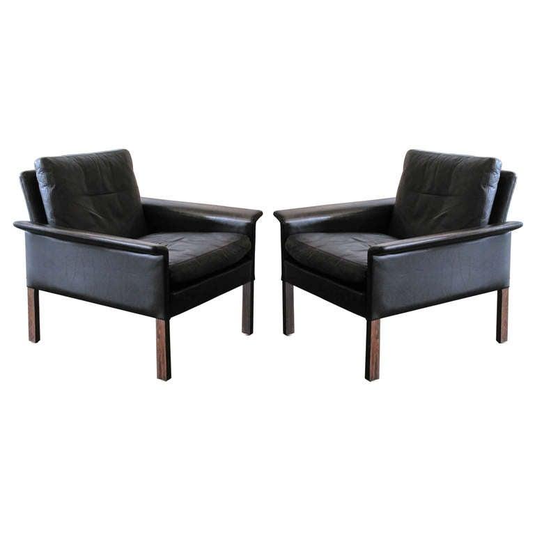 Hans Olsen Club Chairs 1
