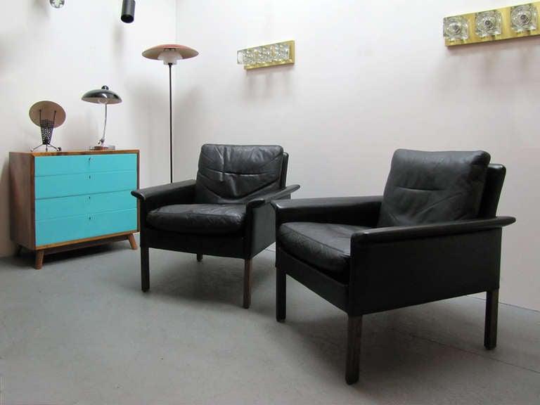 Hans Olsen Club Chairs 10
