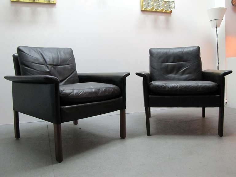 Hans Olsen Club Chairs 9