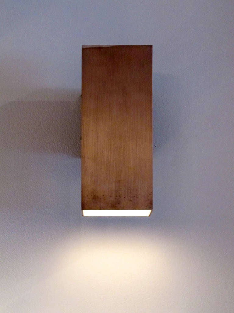 Lightolier Exterior Wall Sconces : Outdoor Wall Lights by Lightolier at 1stdibs
