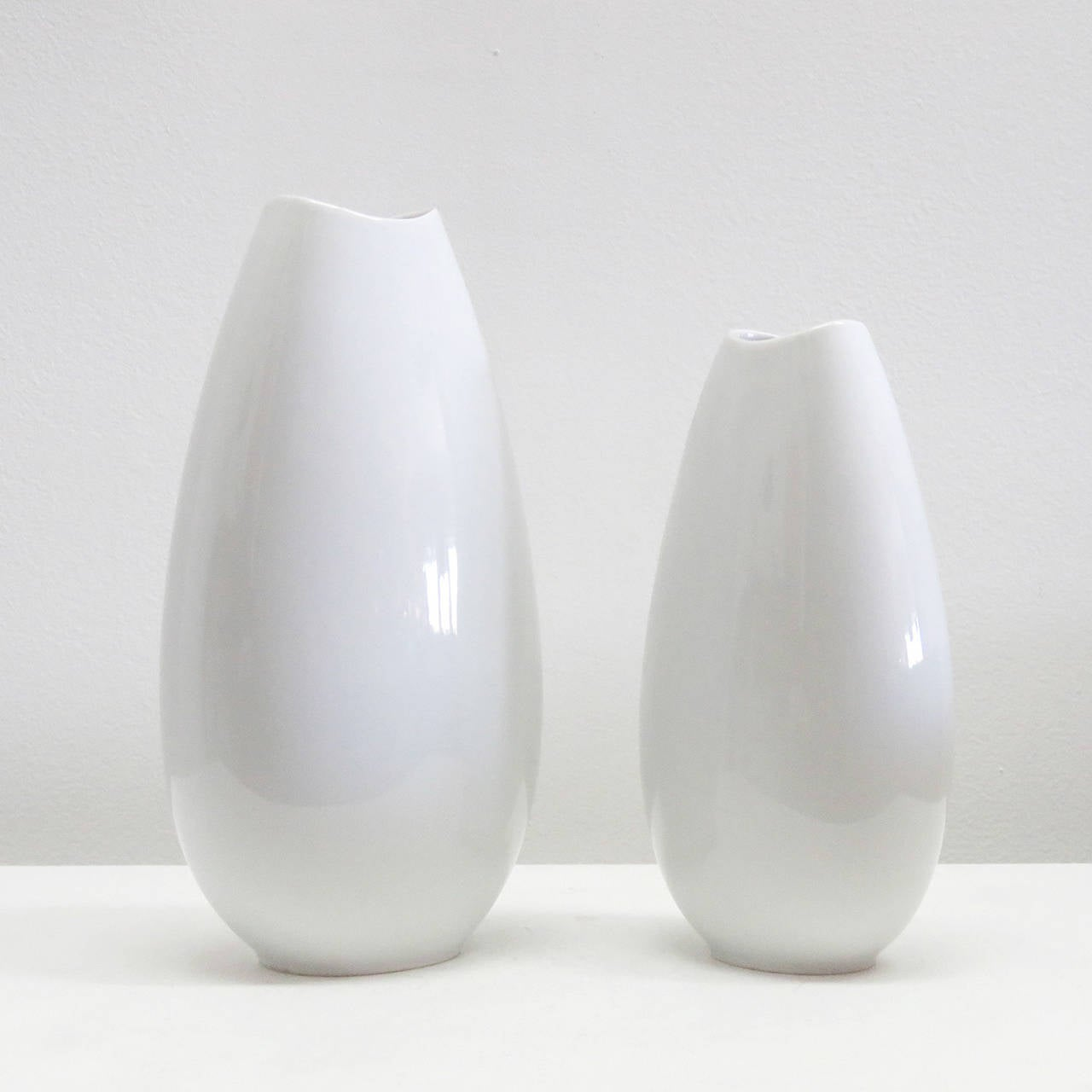 German Set of Thomas Vases For Sale