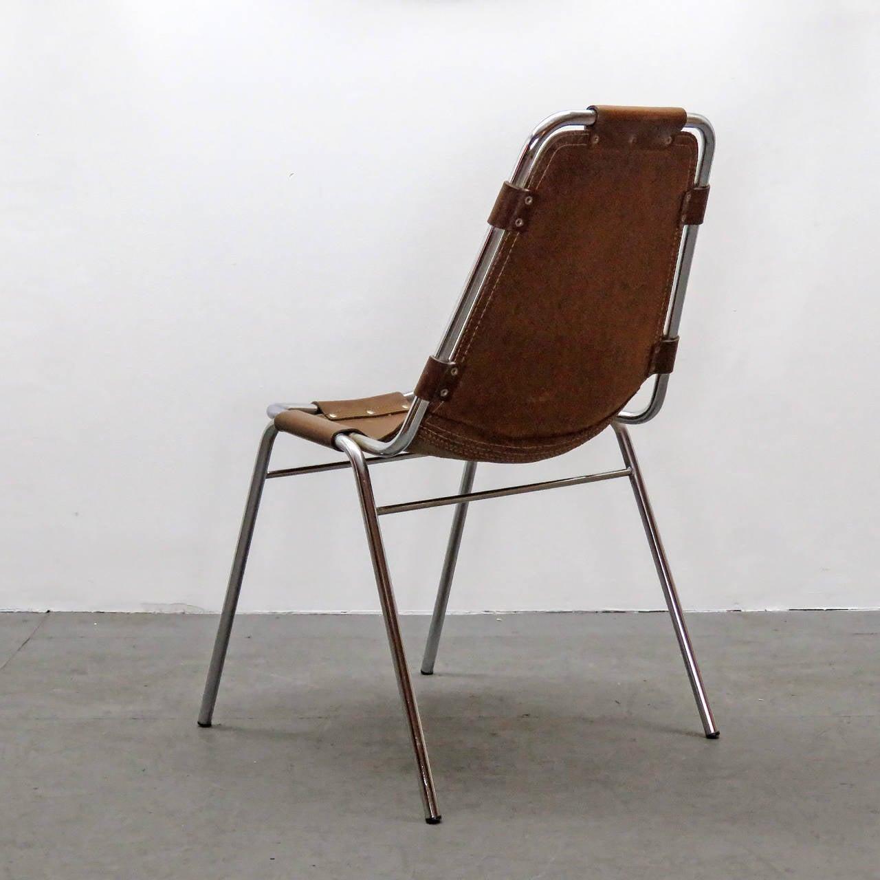 "Charlotte Perriand ""Les Arc"" Chair 1"