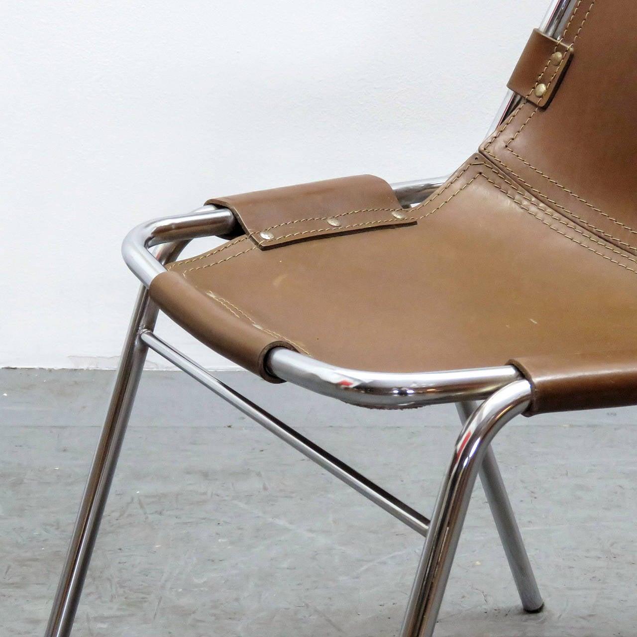 "Charlotte Perriand ""Les Arc"" Chair 3"