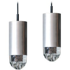 Pair of Raak Hanging Lights