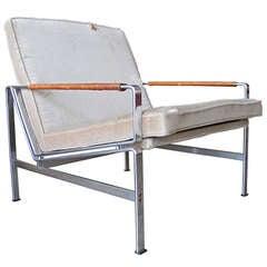 Preben Fabricius & Jørgen Kastholm Arm Chair Modell FK 6720
