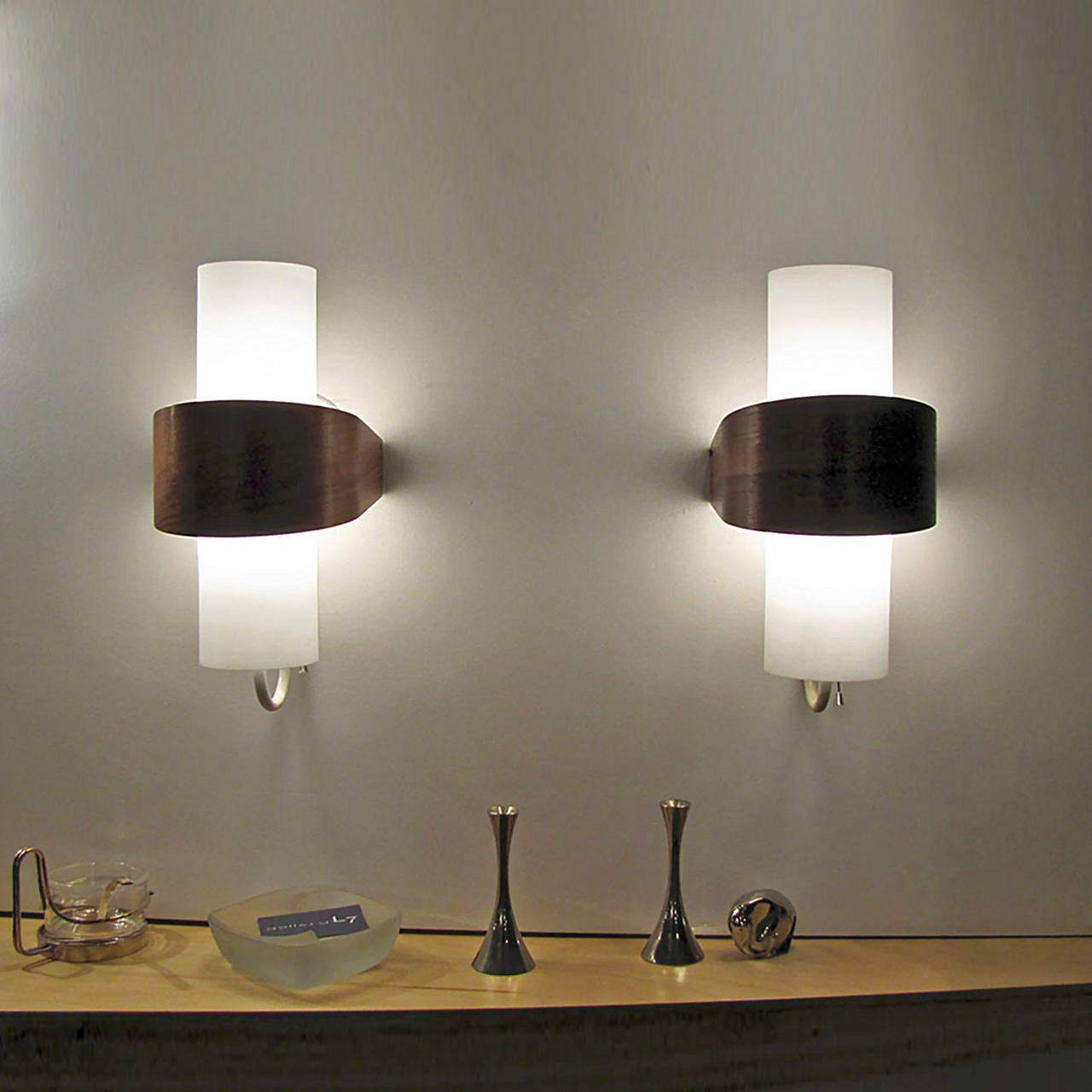 Philips Wall Lights Catalogue : Philips Wall Lights NX40 For Sale at 1stdibs