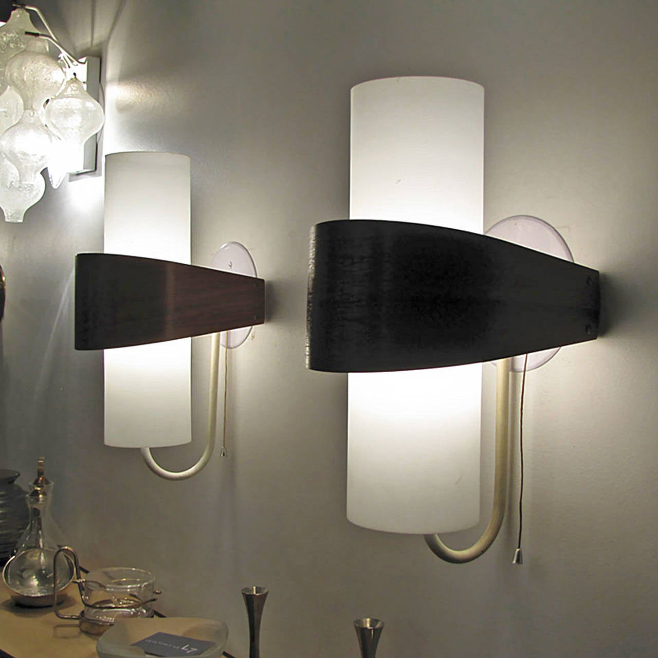 Philips Grace Wall Lights : Philips Wall Lights NX40 For Sale at 1stdibs