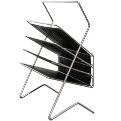 German 1960s Magazine Rack