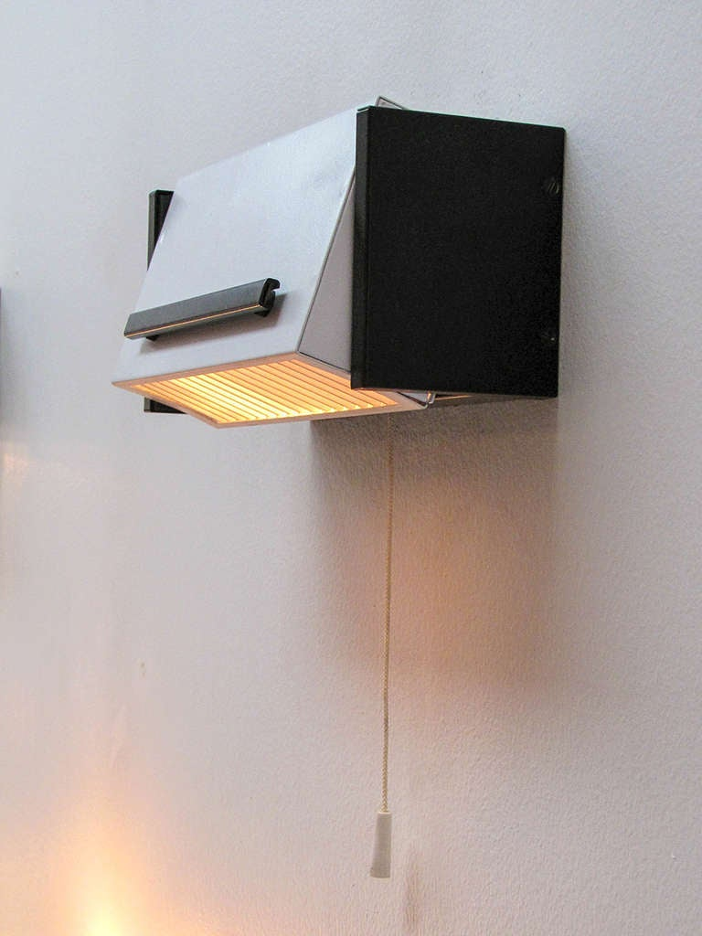 Wall Lamps Bedside : Pair of French Bedside Wall Lamps at 1stdibs