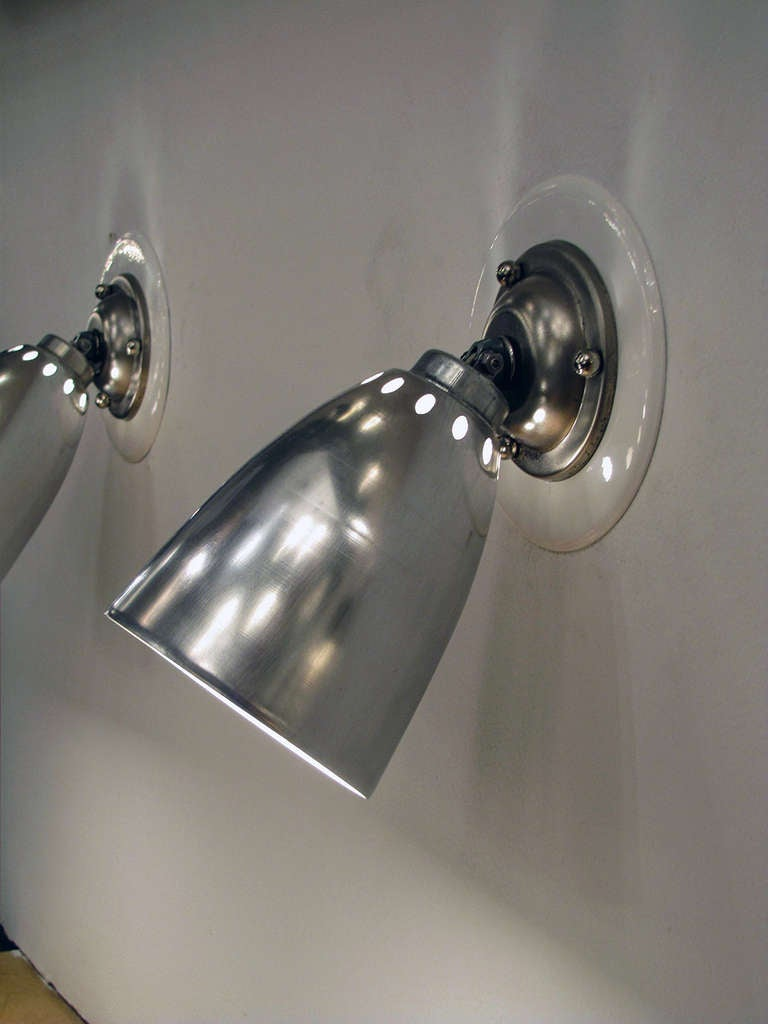 Pair of LITA Wall Lights 8