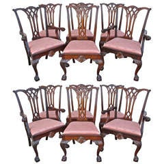 regence fauteuil salon armchair at 1stdibs. Black Bedroom Furniture Sets. Home Design Ideas