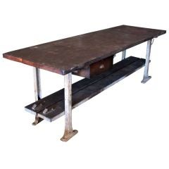 Archaic Industrial Workbench