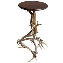 Antler Side Table