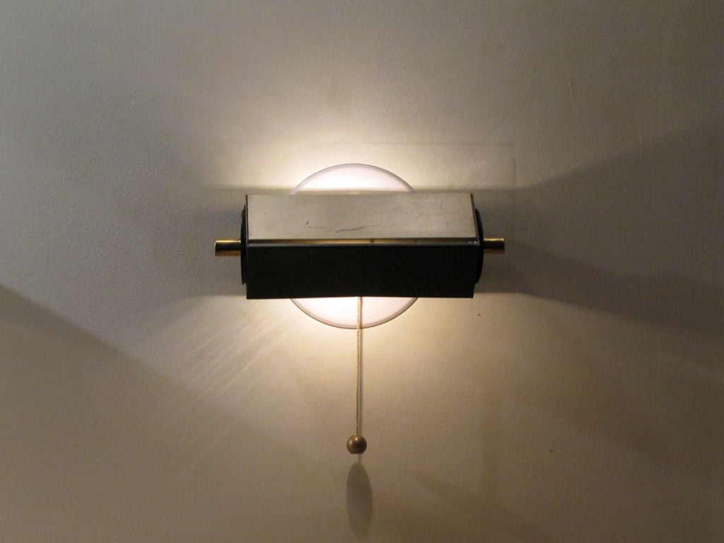 Wall Lamps For Bedside : Pair of French Bedside Wall Lamps at 1stdibs