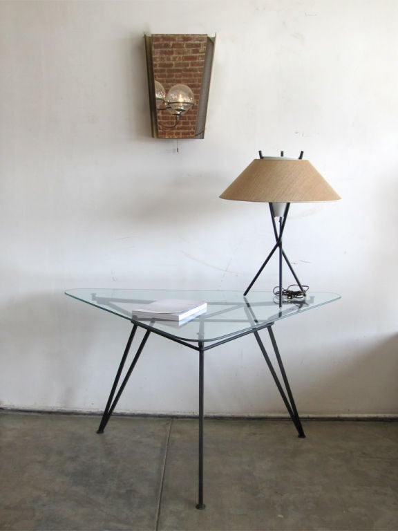 Tempestini Console Table at 1stdibs
