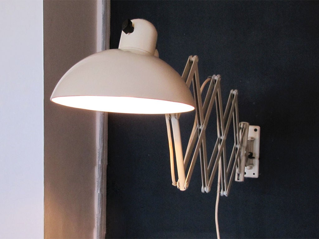 Christian Dell Wall Lamps 10