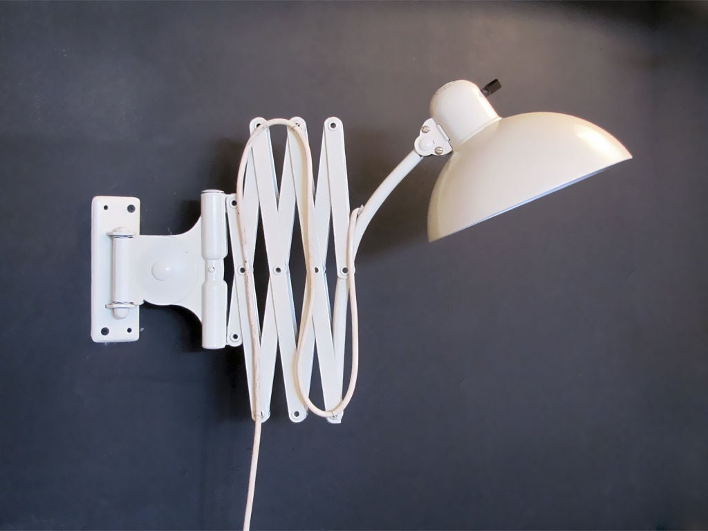 Christian Dell Wall Lamps 5