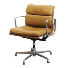 Charles & Ray Eames Soft Pad Desk Chair