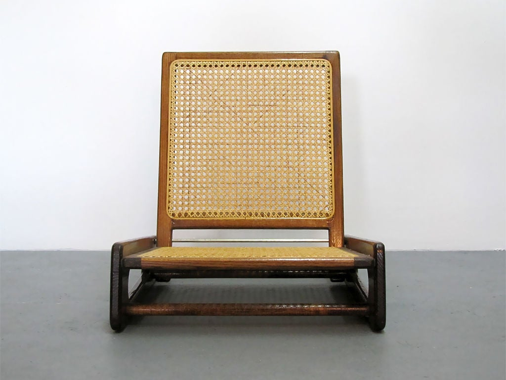 Vintage Canoe Chair At 1stdibs