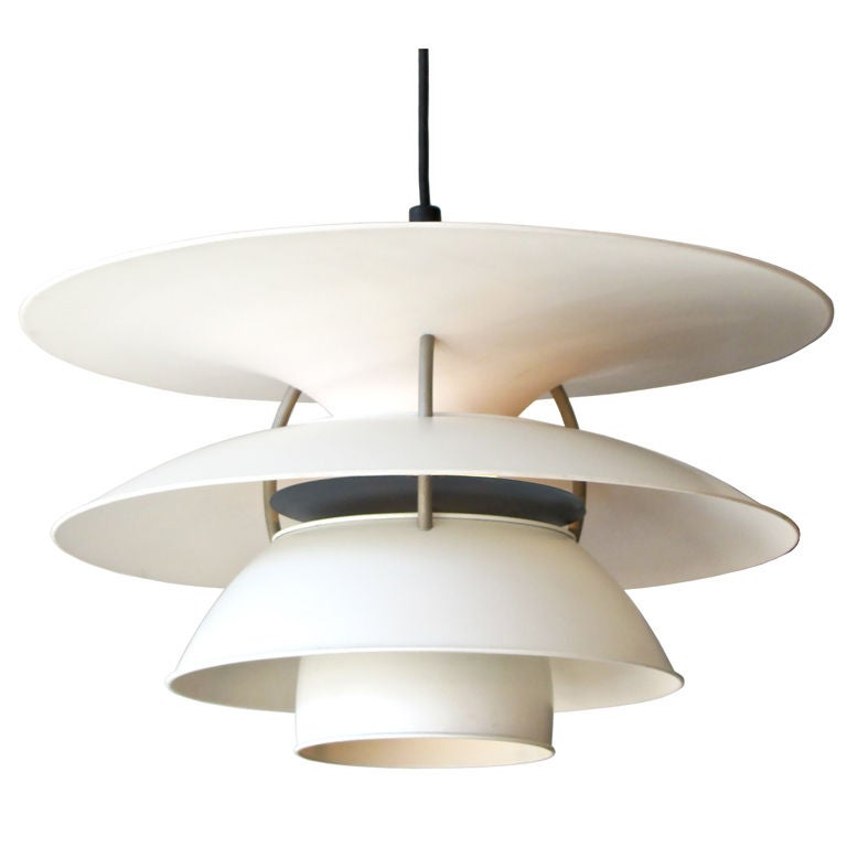 poul henningsen ph charlottenborg lamp at 1stdibs. Black Bedroom Furniture Sets. Home Design Ideas
