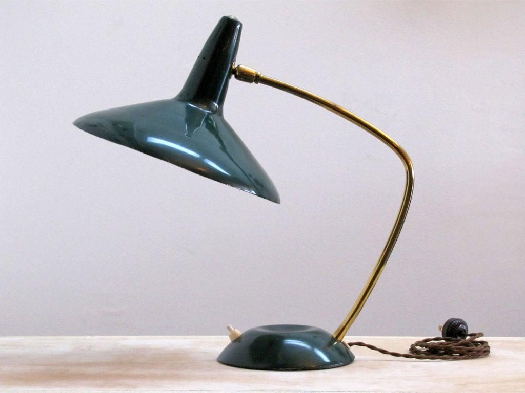 kaiser idell table lamp at 1stdibs. Black Bedroom Furniture Sets. Home Design Ideas