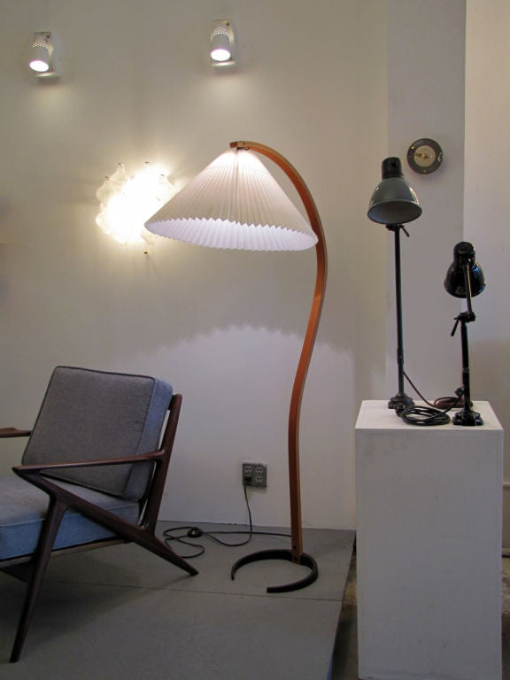 Floor Lamp by Caprani For Sale 4