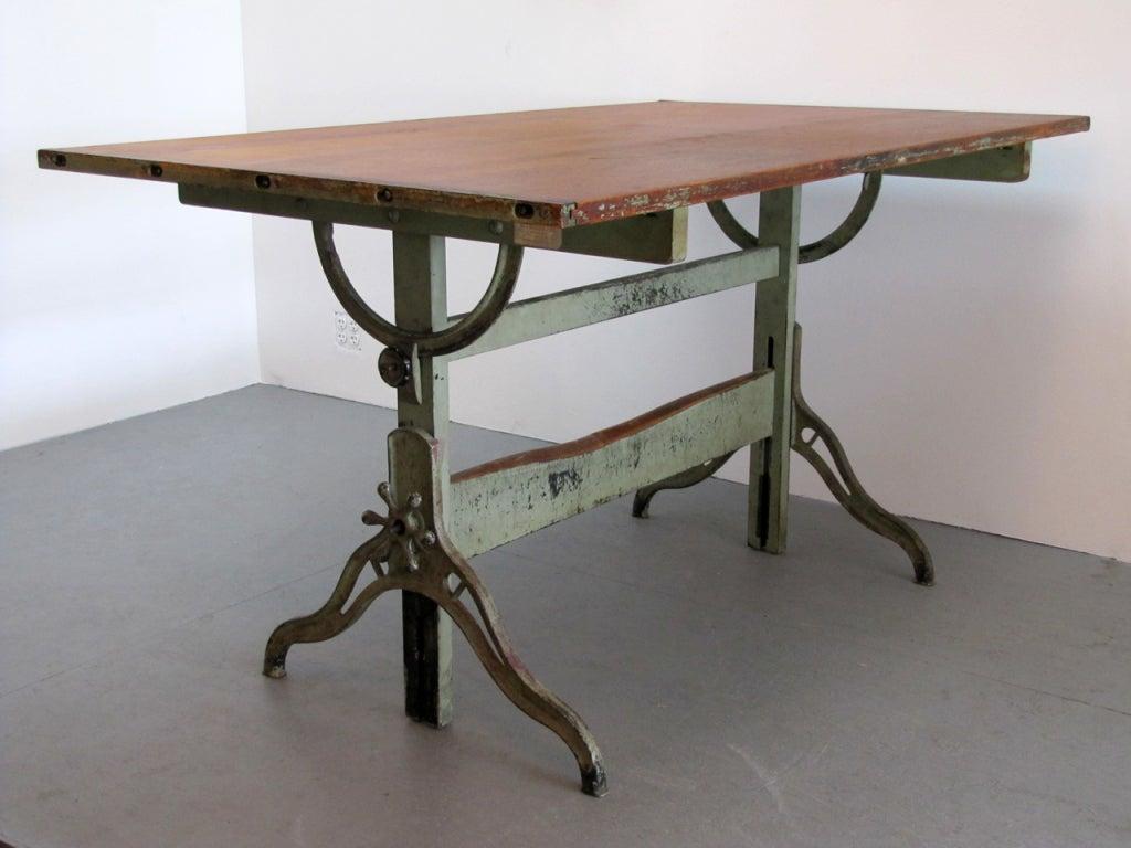 Industrial Drafting Table 2