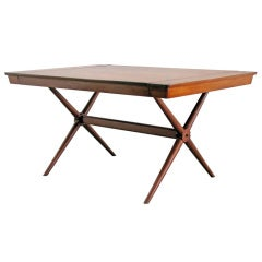 Tressle Table by Baumritter