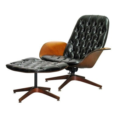 George Mulhauser Lounge Chair