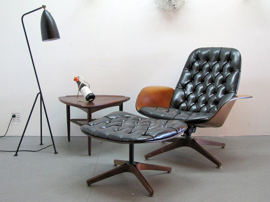 George Mulhauser Lounge Chair 10