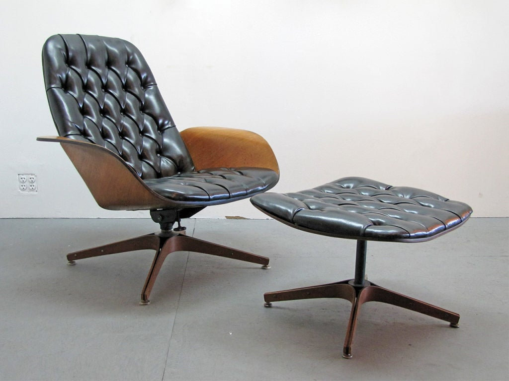 George Mulhauser Lounge Chair 2