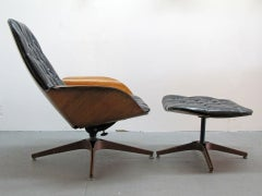 George Mulhauser Lounge Chair image 3