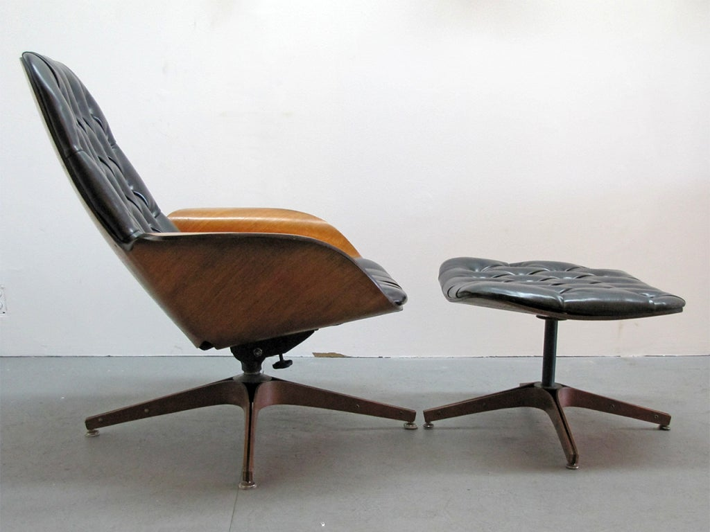 George Mulhauser Lounge Chair 3