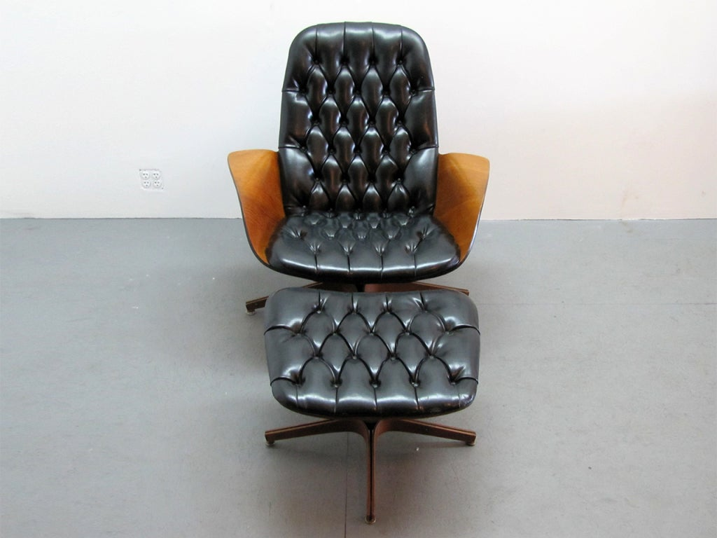 George Mulhauser Lounge Chair 4