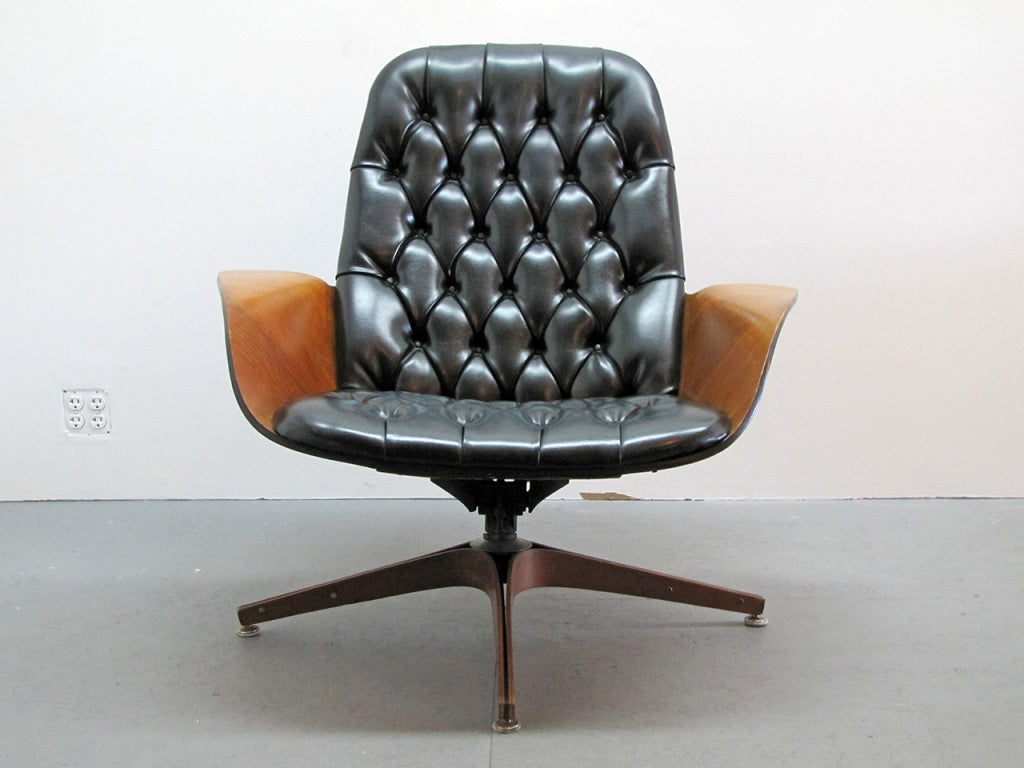 George Mulhauser Lounge Chair 5
