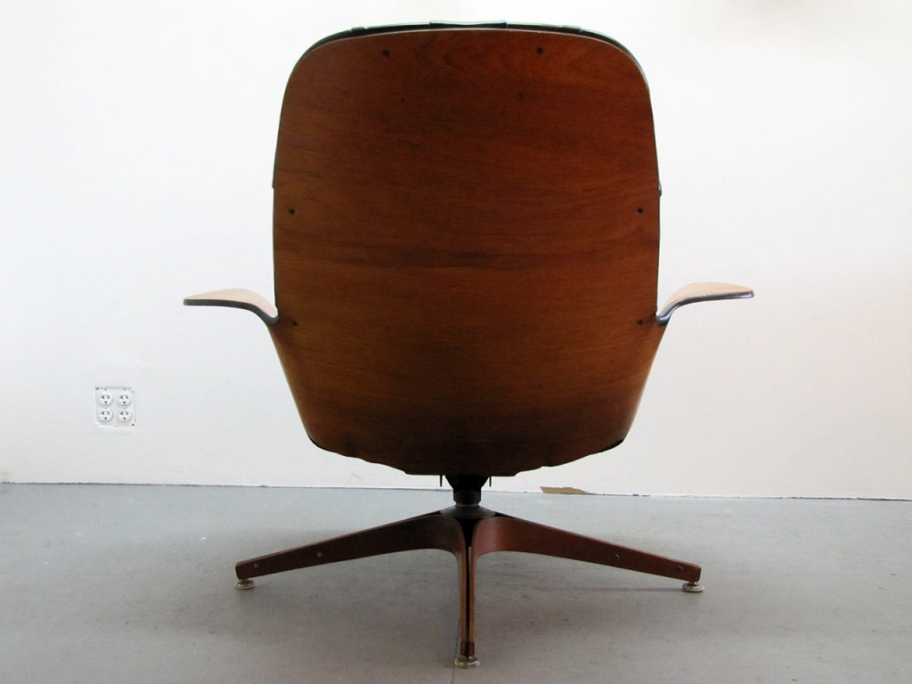 George Mulhauser Lounge Chair 6