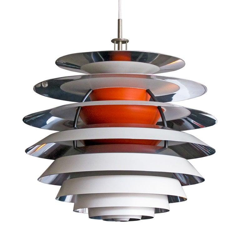 Poul Henningsen Kontrast Lamp At 1stdibs