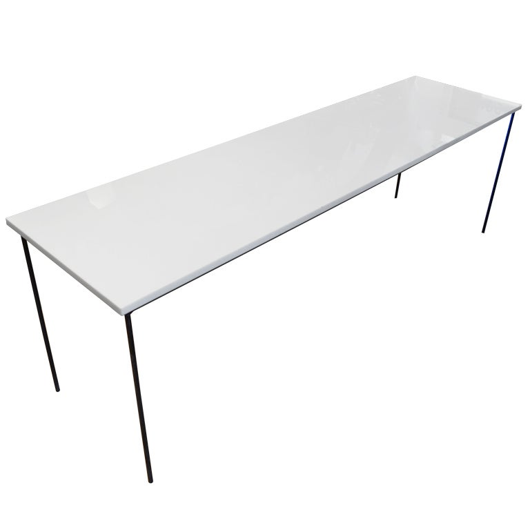 Low Paul McCobb Console Table