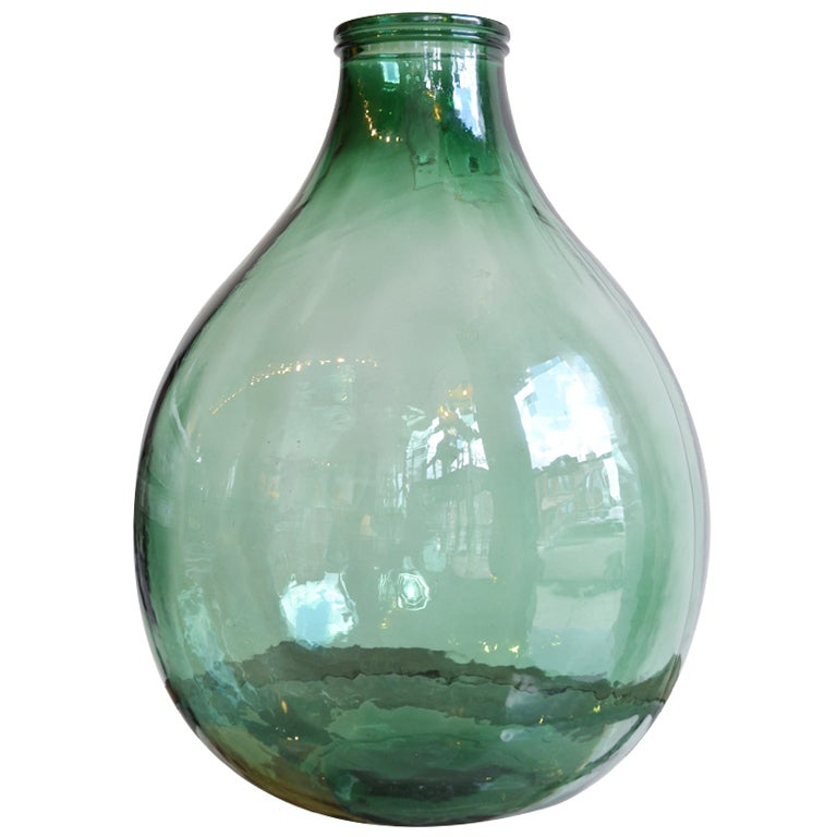 Very Large Glass Bottle
