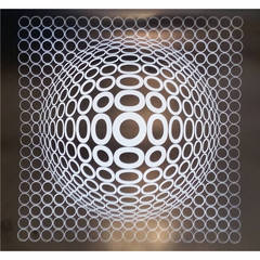 Victor Vasarely Editions Du Griffon Neuchâtel Book Print