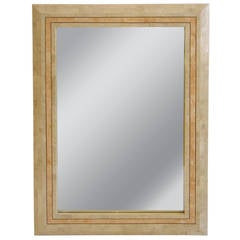 Maitland Smith Tessellated Mirror