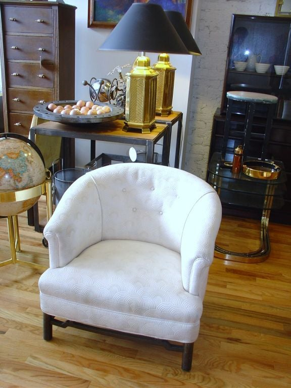 Baker Michael Taylor Far East Chair At 1stdibs
